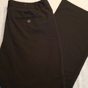 Size 18 Mossimo Stretch Black Dress Pants
